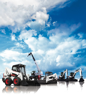 Hire, Sales and Service of Bobcat Equipment