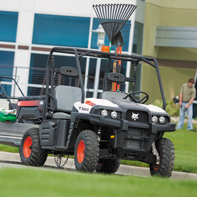 Utility Vehicles at AMS Bobcat Ltd